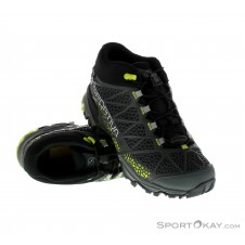 La Sportiva Synthesis Mid Herren Traillaufschuhe Gore-Tex-Grau-40
