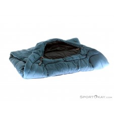 Vaude Sioux 400 SYN Schlafsack-Blau-One Size
