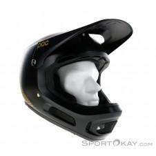 POC Coron Air Spin Fabio Wibmer Fullface Downhill Helm-Schwarz-XS-S