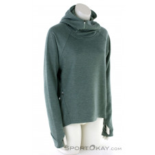 On Hoodie Damen Sweater-Türkis-XS