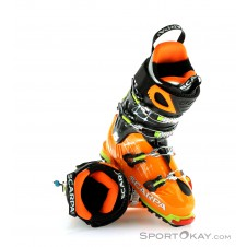 Scarpa Freedom RS Tourenschuhe-Orange-29