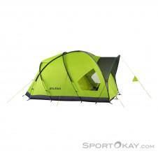 Salewa Alpine Hut IV 4-Personen Zelt-Grün-One Size