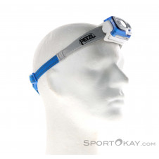 Petzl Swift RL 900lm Stirnlampe-Blau-One Size