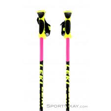 Leki Worldcup Lite SL TR S Damen Skistöcke-Pink-Rosa-100