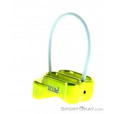 Petzl Verso Sicherungs- und Abseilgerät-Grün