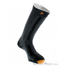 X-Bionic Trekking Merino Light Long Socken-Grau-35-38