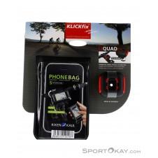 Klickfix Phonebag S Handytasche-Schwarz-S