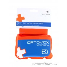 Ortovox First Aid Waterproof Mini Erste-Hilfe Set-Orange-One Size