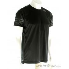 adidas Tee Freelift CC Herren Fitnessshirt-Schwarz-M