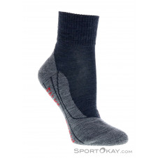 Falke TK5 Short Damen Socken-Grau-39-40