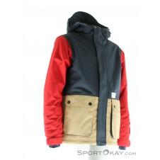 O'Neill Hawking Jacket Jungen Skijacke-Rot-140