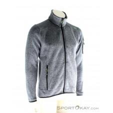 CMP Strickfleece Herren Outdoorsweater-Grau-46