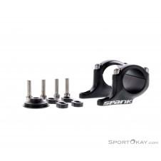 Spank Spike DM 25/30 5mm Shotpeen Vorbau-Schwarz-One Size