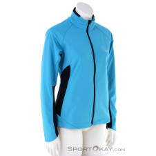 Löffler WS Warm Damen Outdoorjacke-Blau-38