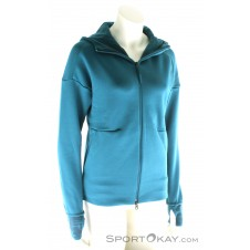 adidas Pulse Z.N.E. 2 Damen Trainingssweater-Blau-S