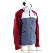 The North Face Stratos Jacket Damen Outdoorjacke-Rot-XS