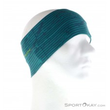 Vaude Cassons Headband Stirnband-Blau-One Size