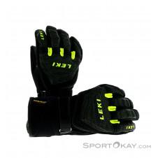 Leki Race Coach C-Tech S Kinder Handschuhe-Schwarz-6