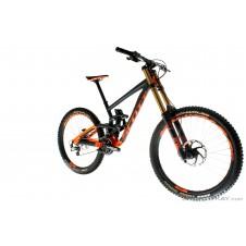 Scott Gambler 710 2017 Downhillbike-Orange-L
