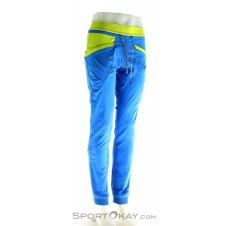 La Sportiva Mantra Pant Damen Kletterhose-Blau-S