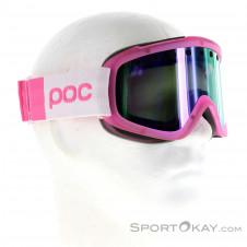 POC Iris Stripes Skibrille-Pink-Rosa-Regular