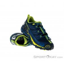 La Sportiva Falkon Low Kinder Trekkingschuhe-Blau-34