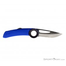 Petzl Spatha Messer-Blau-One Size
