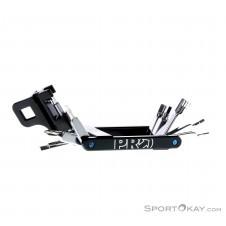 PRO Mini Tool 15 Multitool-Schwarz-One Size