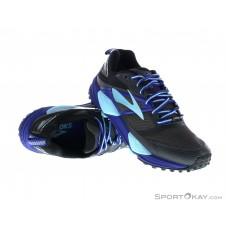 Brooks Cascadia 12 Damen Traillaufschuhe Gore-Tex-Schwarz-6