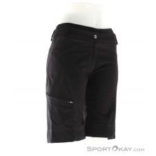 Löffler Shorts Damen Bikehose-Schwarz-42
