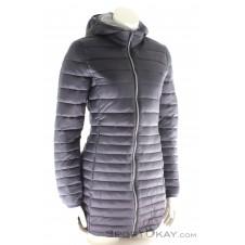 CMP Zip Hood Coat Damen Freizeitmantel-Schwarz-36