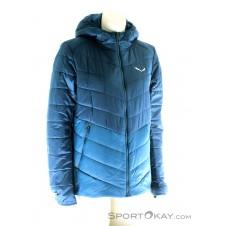 Salewa Fanes TW Hooded Damen Outdoorjacke-Blau-34