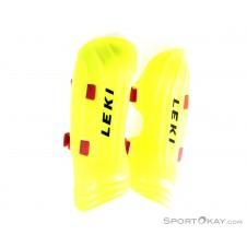 Leki Shin Guard WC Pro Kinder Schienbeinprotektoren-Gelb-One Size