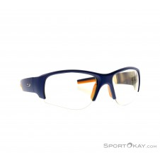 Julbo Dust Blau/Orange Zebra Light Herren Sonnenbrille-Blau-One Size
