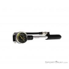 Topeak PocketShock DXG Mini Dämpferpumpe-Schwarz-One Size