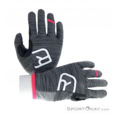 Ortovox Fleece Light Glove Damen Handschuhe-Grau-M