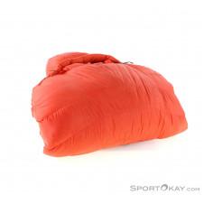 Marmot Lithium Long Schlafsack links-Orange-L