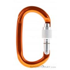 Climbing Technology Pillar SG Schraubkarabiner-Orange-One Size