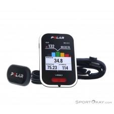 Polar V650 GPS-Bikecomputer + H10 Pulsmesser-Schwarz-One Size