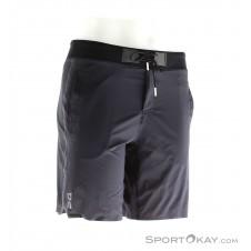 On Hybrid Shorts Herren Laufshort-Schwarz-S