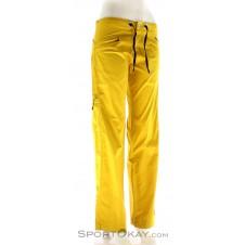 Black Diamond Credo Pants Damen Kletterhose-Gelb-L