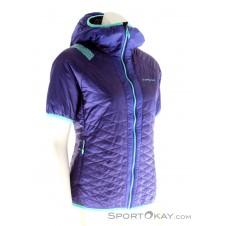 La  Sportiva Firefly Short Sleeve Jacket Damen Tourenjacke-Blau-S