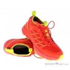 Scarpa Atom SL Damen Traillaufschuhe Gore-Tex-Orange-38