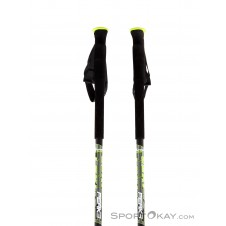 Leki Peak 3 Speed Lock Tourenstöcke-Schwarz-One Size