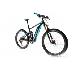 Giant Full-E+ 0 Pro 2017 E-Bike All Mountainbike-Schwarz-L