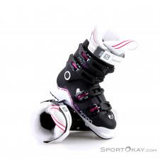 Salomon X Max Sport 100 Damen Skischuhe-Weiss-23,5