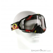 Oakley Mayhem Pro MX Legacy Goggle Downhillbrille-Rot-One Size