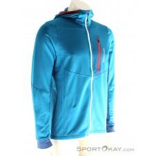 Ortovox Fleece Light Tec Hoody Herren Outdoorsweater-Blau-S