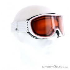 Alpina Challenge 2.0 Skibrille-Weiss-One Size