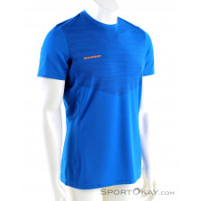 Mammut Moench Light Herren T-Shirt-Blau-S